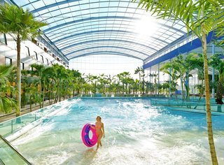 Therme Erding Wellenparadies 2014